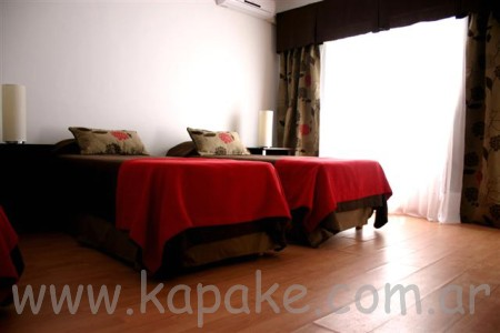 Kapake Palermo Hostel, Buenos Aires, Argentina, Argentina hostels and hotels